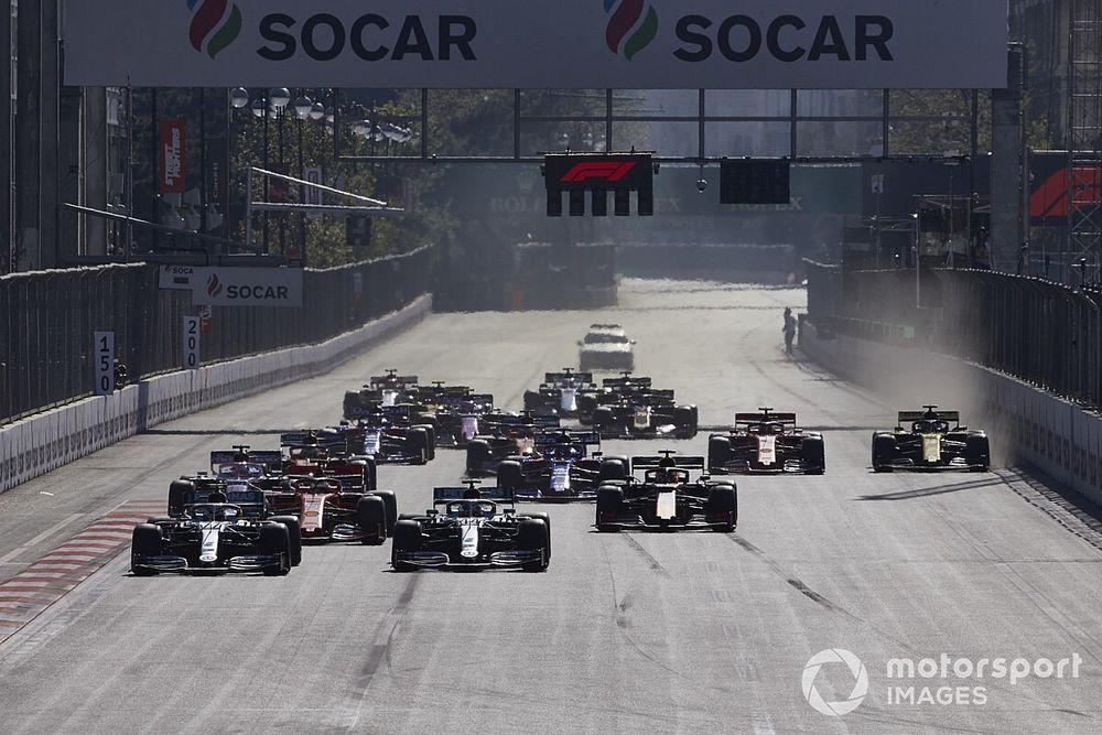 إقامة سباق باكو في الفورمولا واحد لموسم 2021 من دون جمهور في شهر يونيو