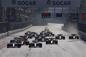 Baku rules out F1 race date swap with Turkish GP