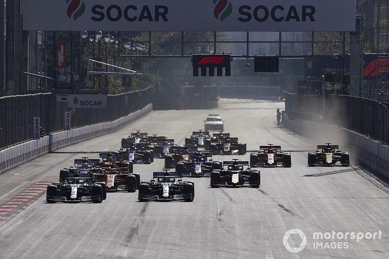Bakú descarta cambiar con Turquía la fecha de su carrera de F1