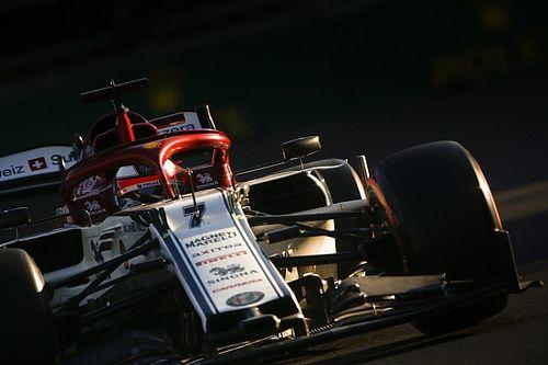 Disqualifié, Räikkönen partira des stands