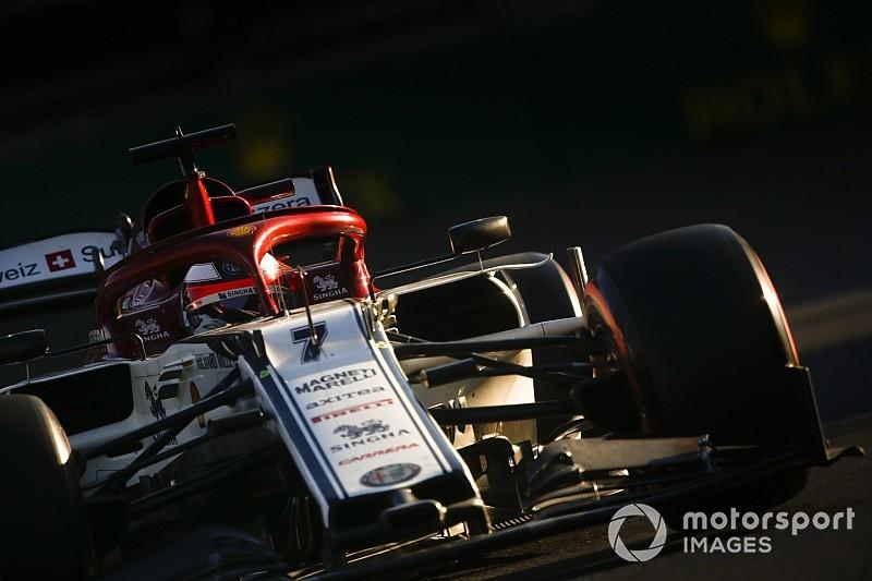 Räikkönen wykluczony