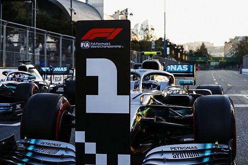Klasemen F1 2019 setelah GP Azerbaijan