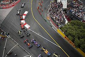 El vuelta a vuelta animado del GP de Mónaco de F1 2019