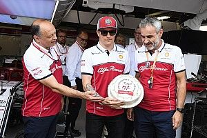 Bos Alfa Romeo: Tidak Ada Pembalap F1 Lain seperti Kimi Raikkonen