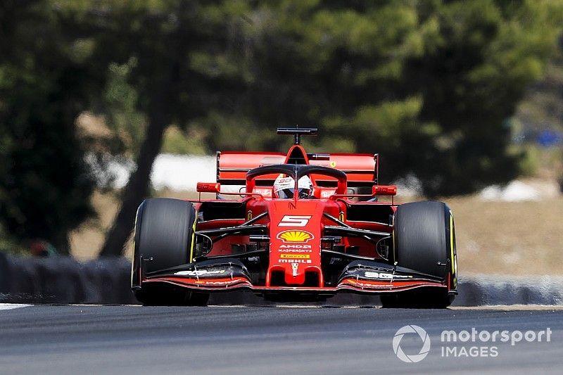 """Vettel: """"Las actualizaciones aún no van bien"""""""