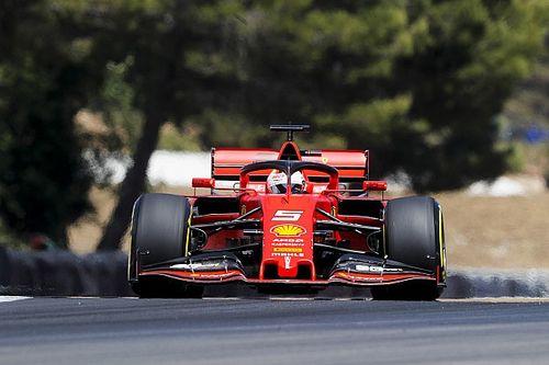 """Vettel: Atualizações da Ferrari """"não foram muito bem"""" nos treinos"""
