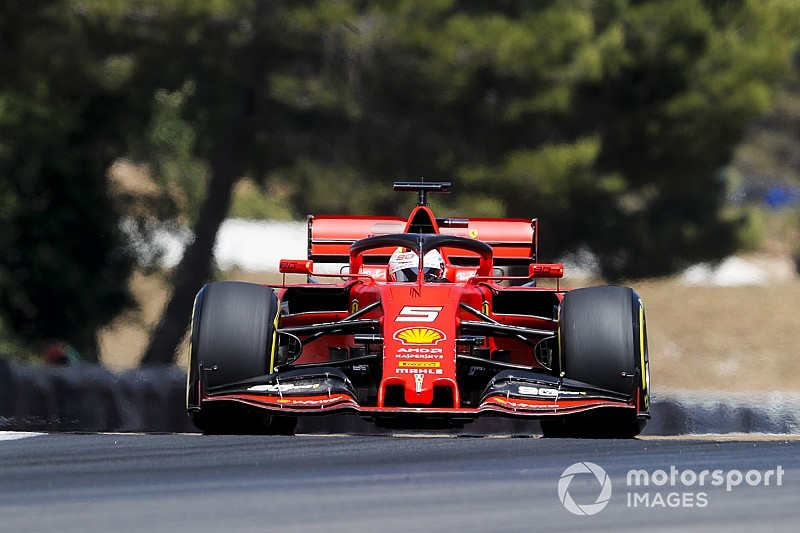 "Vettel: Ferrari updates ""not so good"" in practice"
