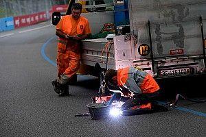 La Fórmula E retrasa el inicio del ePrix de Suiza por no tener la pista a tiempo