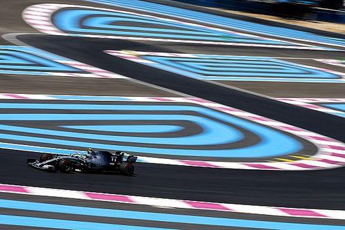 Los Mercedes arrasan en los libres 2 del GP de Francia