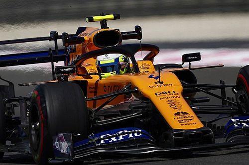 Norris: Sonuç harika fakat pist McLaren'a çok uyuyor