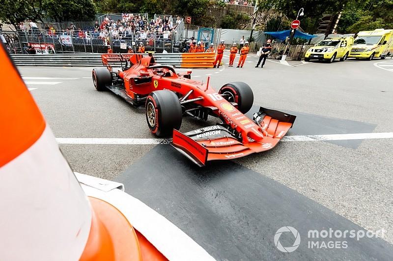 Monaco, Libere 3: Leclerc fa volare la Ferrari mentre Vettel la sbatte!