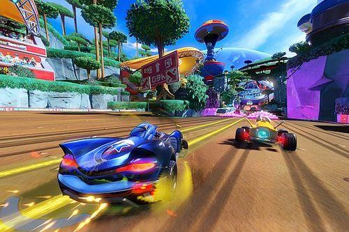 'Team Sonic Racing', carreras alocadas en equipo