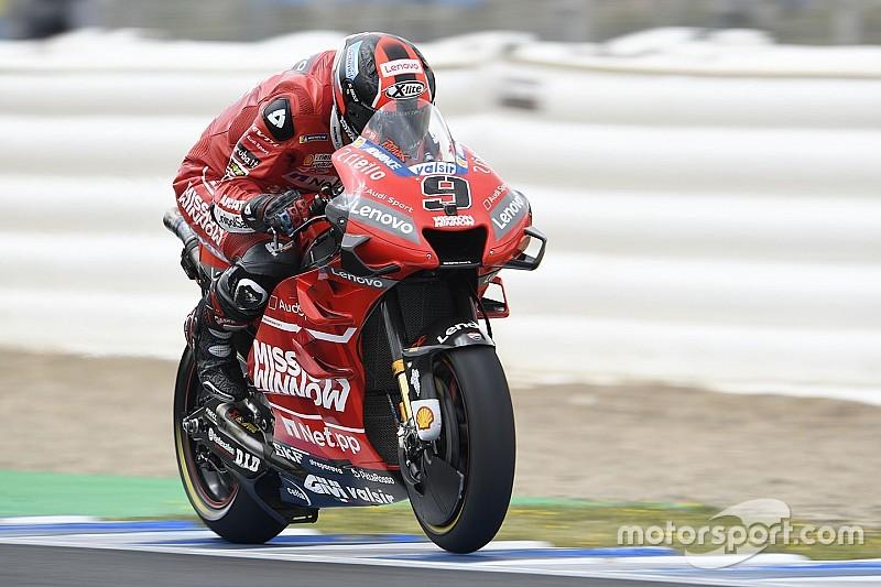 """Petrucci: """"Subir al podio en Le Mans es un objetivo realista"""""""