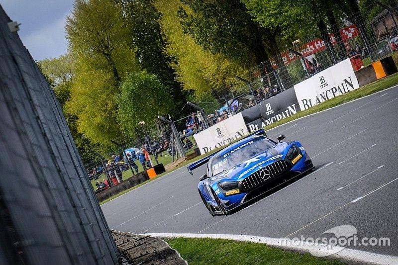 Brands Hatch Blancpain: Engel/Stolz win for Mercedes