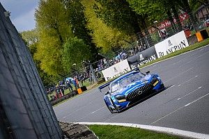 Brands Hatch Blancpain: Engel/Stolz win for Mercedes