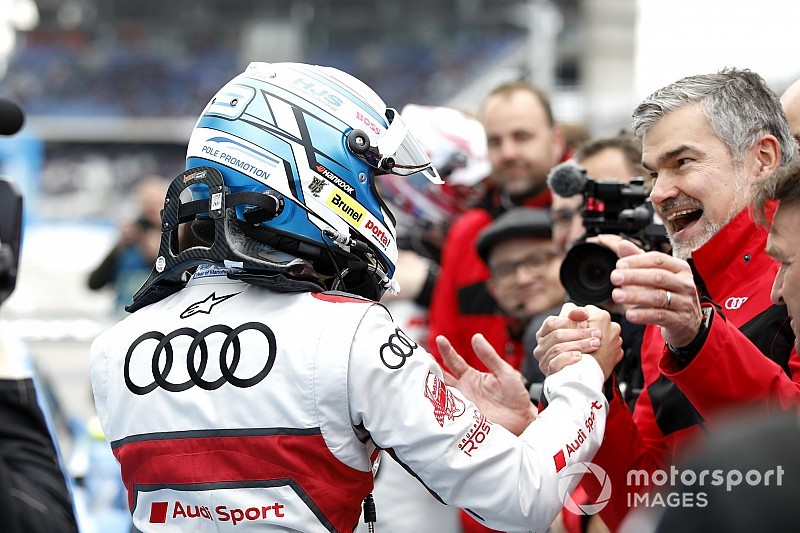"Rast's two-stop Hockenheim victory was his ""craziest race ever"""