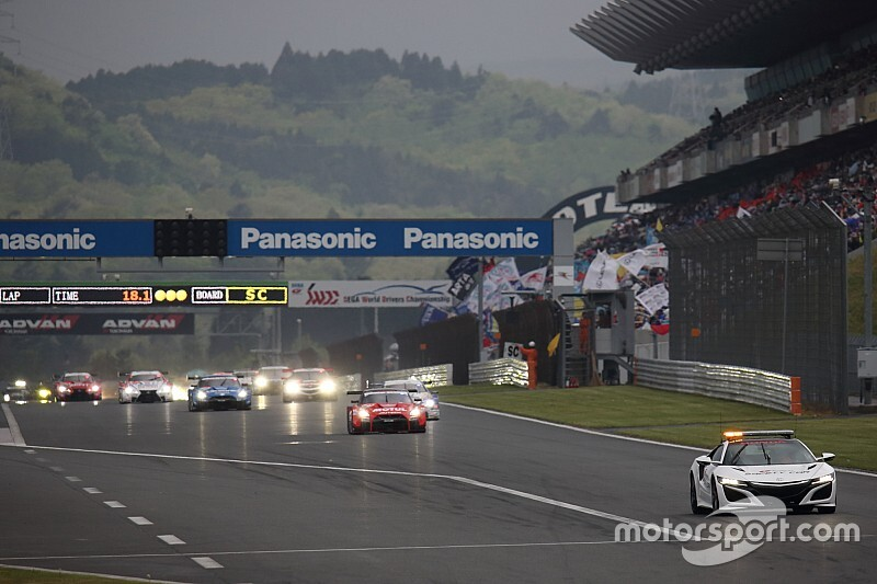 Super GT indefinitely postpones Fuji, Suzuka races