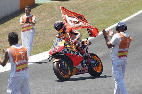 """Marquez: """"Non mi piace vincere così, ma volevo mettere in chiaro le cose"""""""