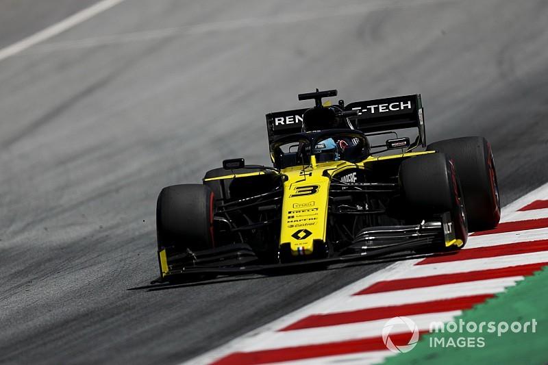 """Ricciardo : """"J'espérais que l'on trouve un châssis fissuré"""""""