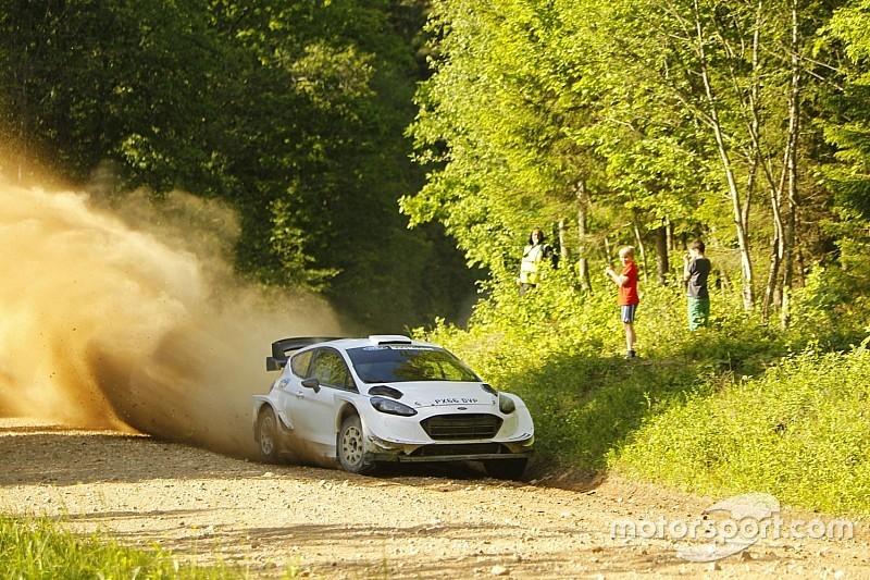 Markko Martin torna a correre: sarà al via del Rally d'Estonia con una Fiesta Plus