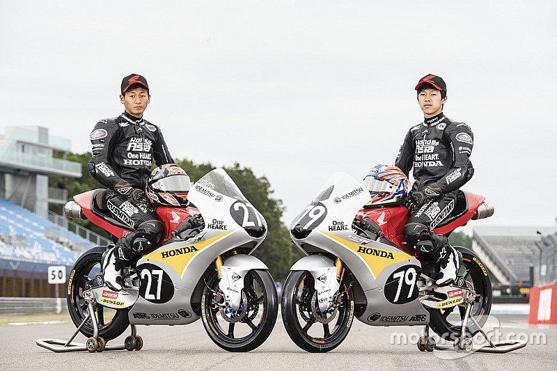 Moto3, Assen, Libere 1: Ogura di un soffio davanti a Ramirez, Fenati quarto