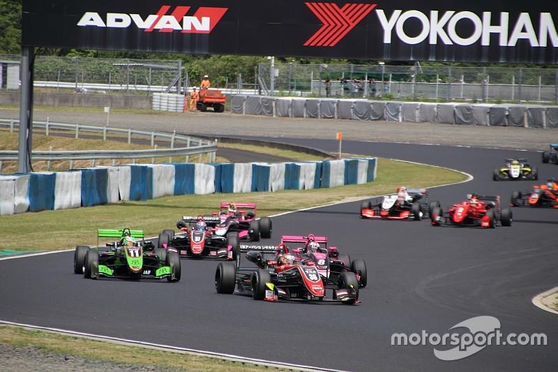 全日本F3第7戦|好スタートを決めた宮田莉朋が今季2勝目