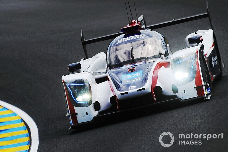 United Autosports makes Oreca switch for first WEC season