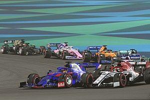 Así lucen los coches de 2019 en el nuevo videojuego oficial de la F1