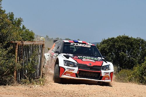 CIRT: Stéphane Consani trionfa anche al Rally Italia Sardegna. 2° Scandola