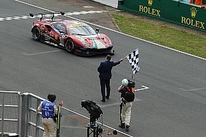 Ferrari: l'orgoglio di tornare a vincere il GTE-Pro a Le Mans con la 488