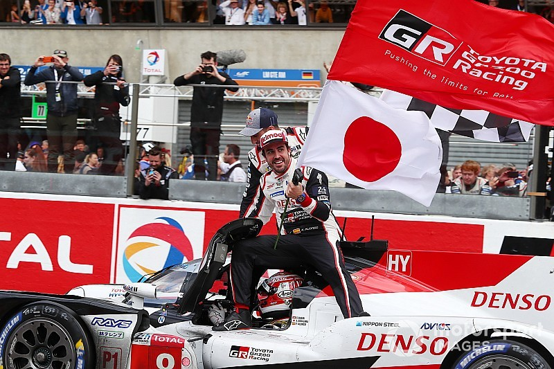 Alonso: 2019'un ikinci yarısı 2020'ye hazırlık olacak