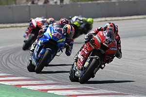 Rins: Getting stuck behind Petrucci cost me win chance