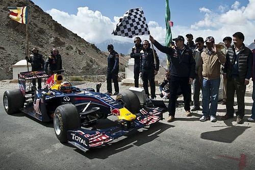 Bijzondere Red Bull-demo's in de jaren '10: Stijgen tot grote hoogte