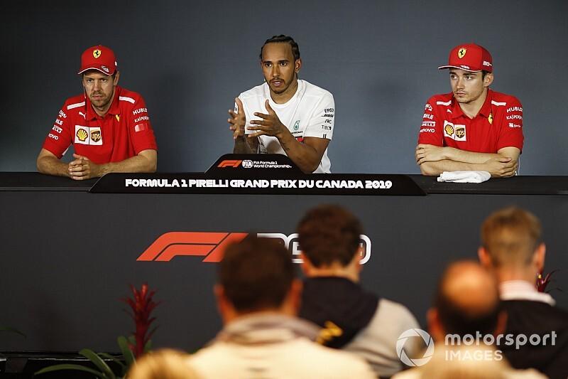 """""""Hamilton, Vettel ve Leclerc, maaşında indirime gidecek"""""""