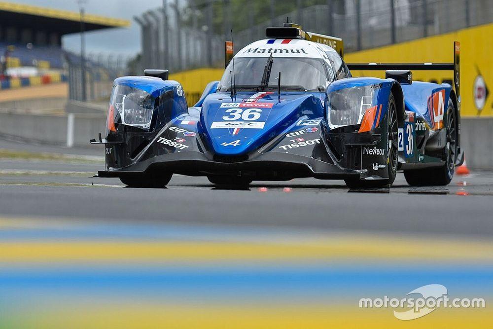 Az Alpine az F1 után az LMP1-et is célba vette