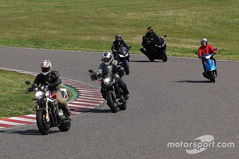 MotoGPと同じコースを自分の愛車で走行できる! もてぎで『MotoGPサーキットラン』が6月8日開催