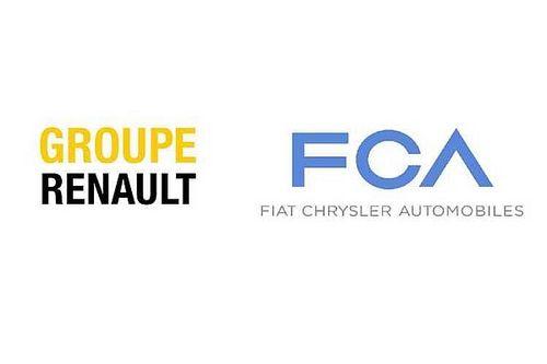 Renault estudia una fusión con el Grupo FCA