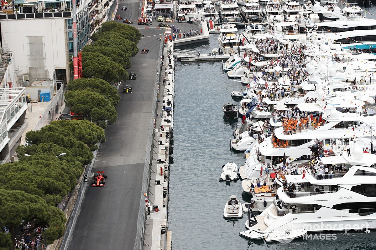 Mônaco anuncia planos para provas da F1 e F-E em 2021