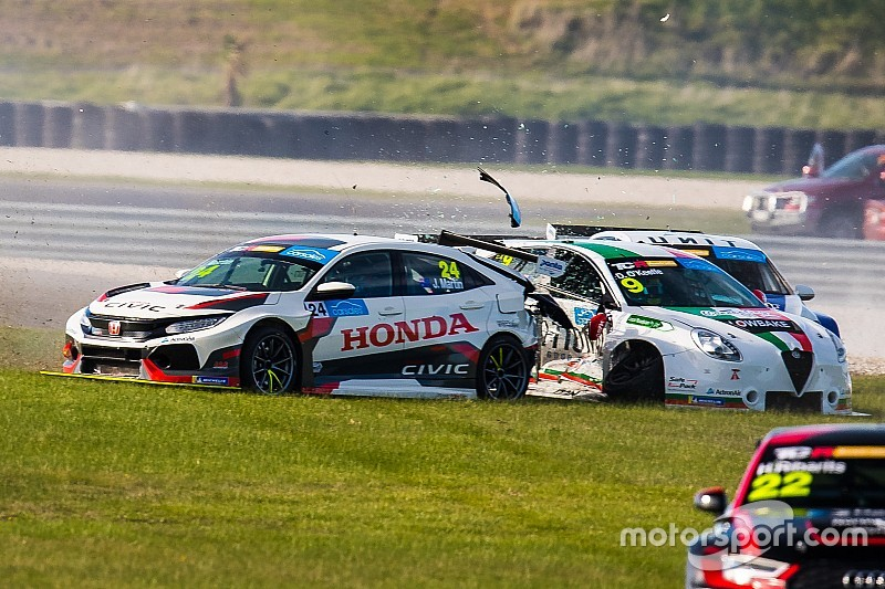 Damaged Honda sidelined for upcoming TCR Australia round