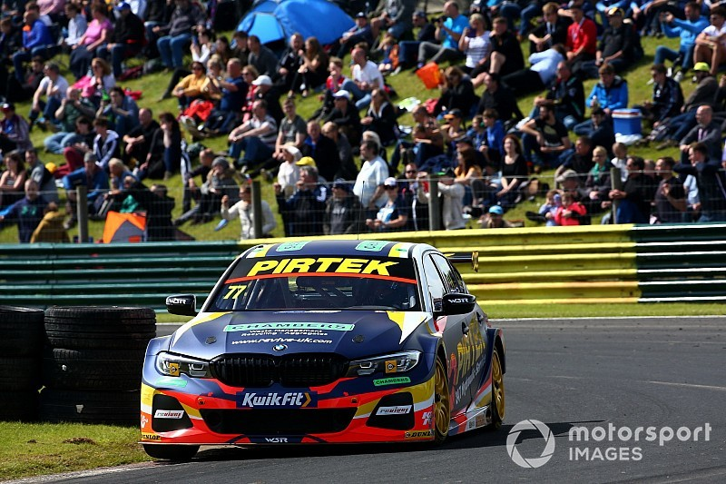 "Jordan says there's ""80% chance"" he will leave BTCC"