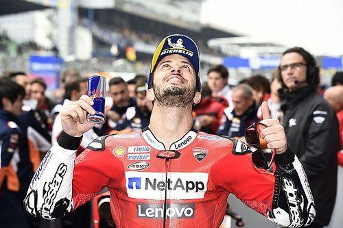 Довициозо поблагодарил команду за отсутствие приказов в духе Формулы 1
