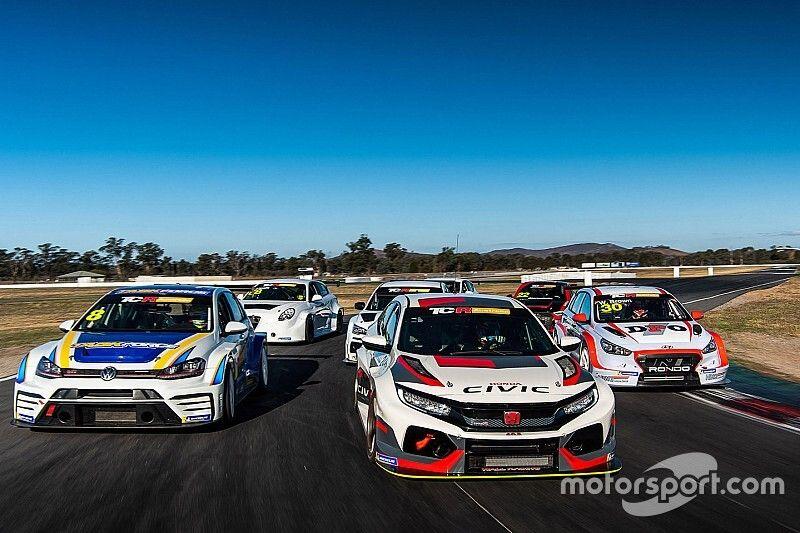 TCR Australia to hold pre-season test