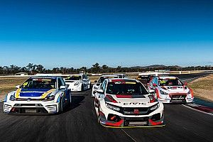Naming rights sponsor locked in for TCR Australia
