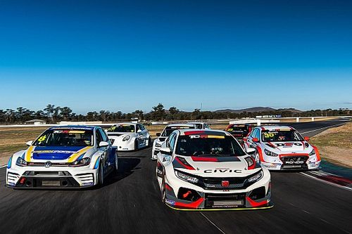 TCR Australia to hold pre-season test