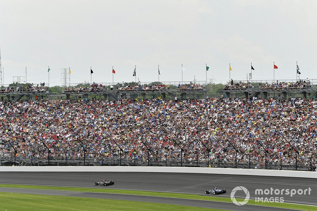 Indy 500 sigue en pie y tendrá un 50% de espectadores