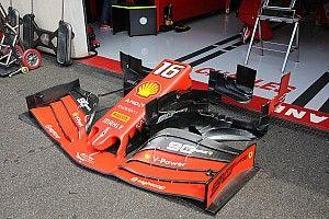 Ferrari не собирается использовать в гонке часть опробованных на «Поль Рикаре» новинок