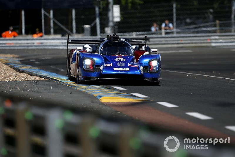 "Vandoorne reflects on ""spectacular"" first taste of Le Mans"