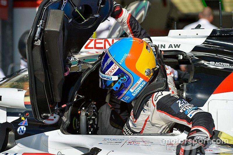 Alonso admet déjà la défaite de la Toyota #8