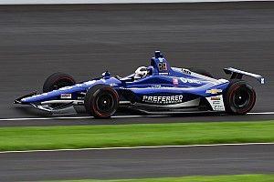 Carpenter lidera la primera práctica de Indy 500 y Alonso en 20°