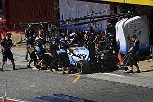 """Grâce aux pitstops, Williams ne passe pas pour une """"bande d'idiots"""""""